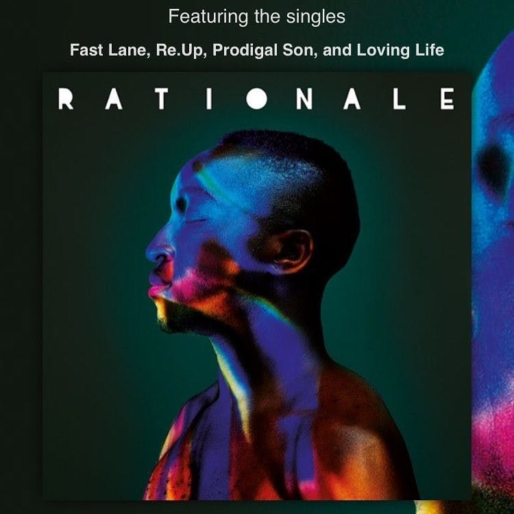 Album Review: Rationale's self-titled debut evokes emotion and breaks genre boundaries