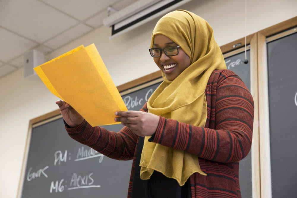 Students can use World Hijab Day to cover up to show solidarity