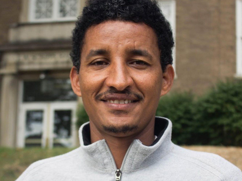 Abraham Zere, Graduate of International Studies
