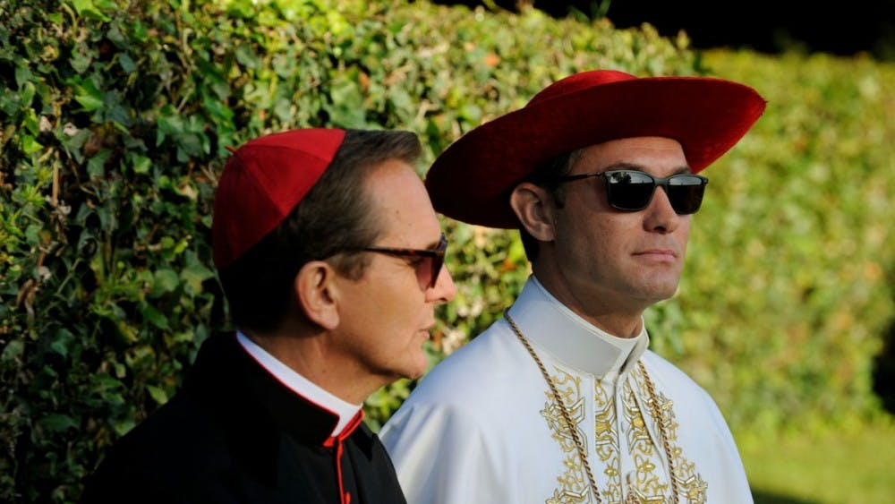 TV Review: Have Jude Law's 'The Young Pope' be your valentine