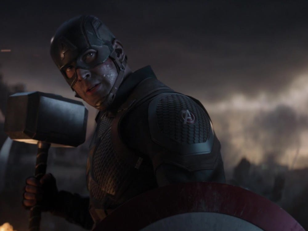 Avengers: Endgame includes the most unforgettable moments in the MCU. (Photo provided via @Mar_Tesseract on Twitter)