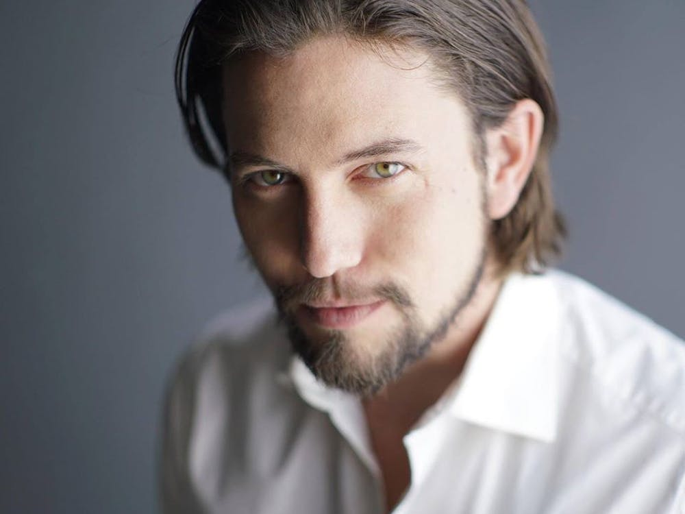 Headshot of Jackson Rathbone, best known for his role as Jasper Hale in the 'Twilight' saga. (Provided via Rathbone's Facebook page)