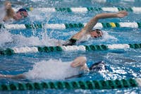 Ohio welcomes both Duquesne and Xavier to Athens this weekend for a duel meet at 1 p.m. Saturday. The Bobcats won 11 of 14 events in their last meet against Denison on Jan. 7.