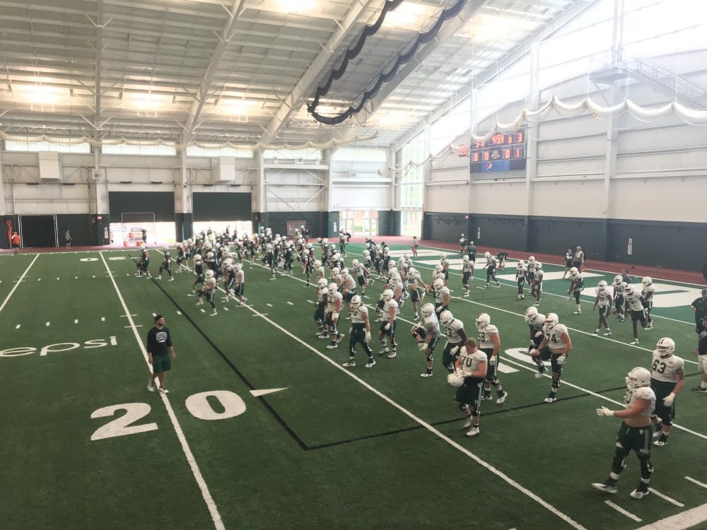 Football: What we learned in Bobcats' fall camp practice No. 3