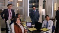 The group works on the case of someone they know. (via @HowToGetAwayABC on Twitter)