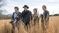 'Zombieland: Doubletap' is zombie-killer comedy that will have you laughing out loud. (Photo provided via @THR on Twitter)