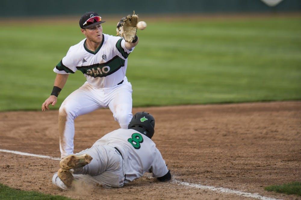 Baseball: Ohio set to face Dayton on the road