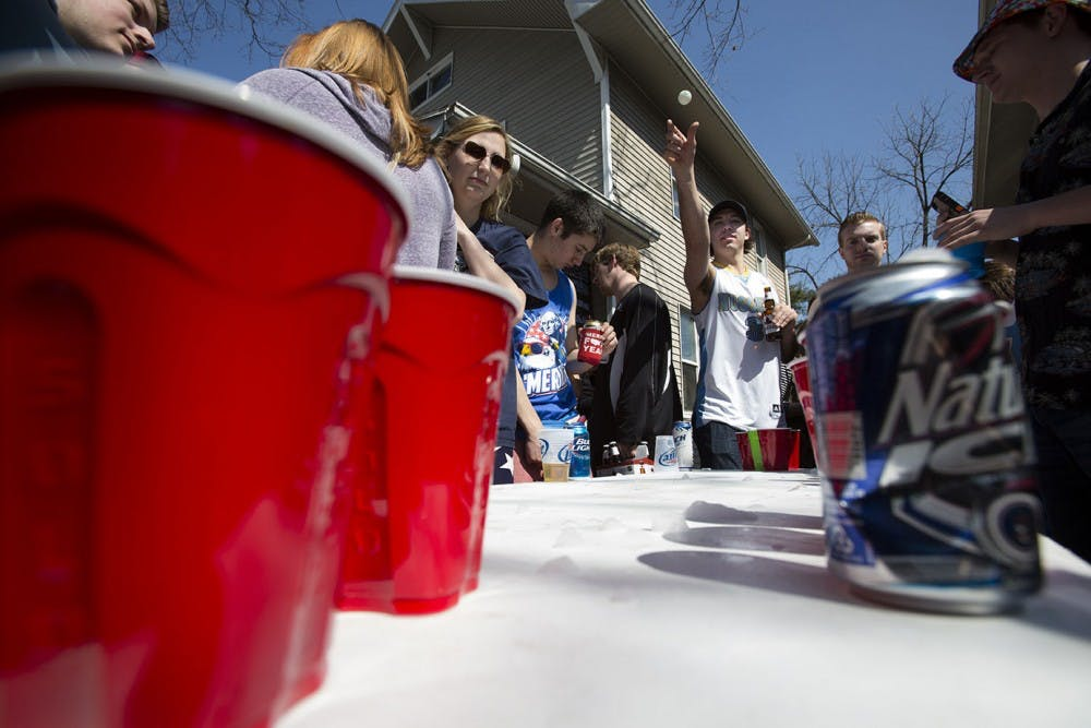 Nuisance Party law puts raucous parties to bed early