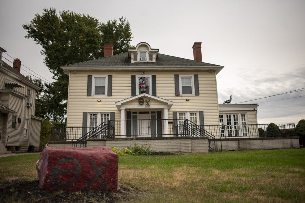 OUPD investigating ninth fraternity complaint