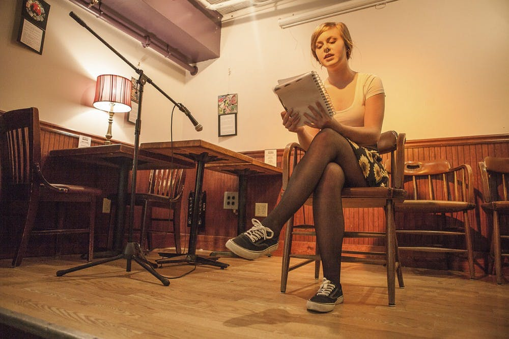 Donkey Coffee provides 'designated space' for poetry, spoken word