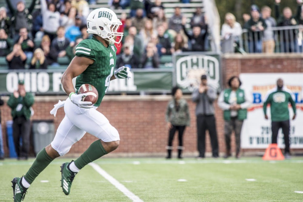 Football: With Saturday's win against Bowling Green, Ohio controls its destiny
