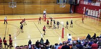 Otterbein volleyball falls to Heidelberg
