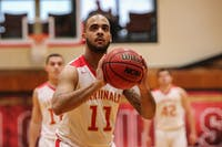Otterbein Men's Basketball against Baldwin Wallace 021619