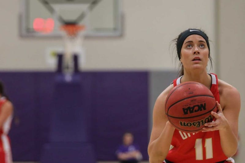 The Cardinals advance to the OAC postseason semifinal after Tuesday's 66-53 victory