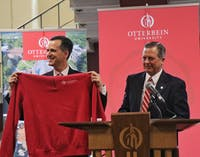 John Comerford revealed as 21 president of Otterbein University