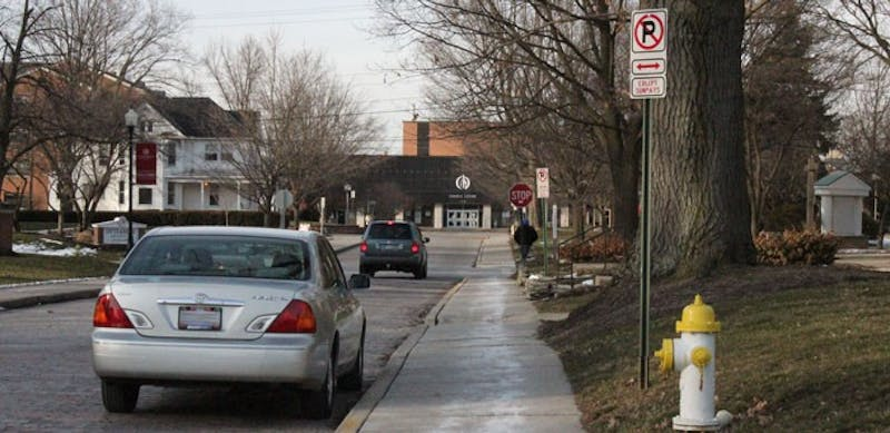 Despite the plethora of signage that has been posted up and down Grove Street, drivers continue to pull over to the side of the road and park their cars. Whether it's done out of habit or convenience, people are going to have to start adjusting to this change to avoid getting a ticket.