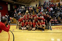 Otterbein Women's Volleyball Win OAC Conference Regular Season Championship