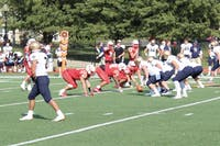 Otterbein football challenges John Carroll