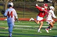 men's lacrosse 2020#44 senior Benny Tobias