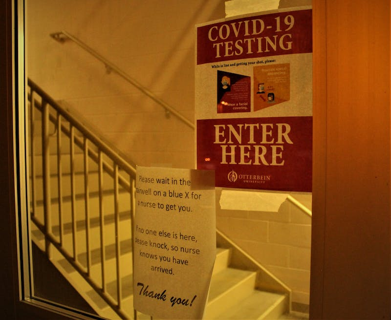 Covid 19 asymptomatic testing center