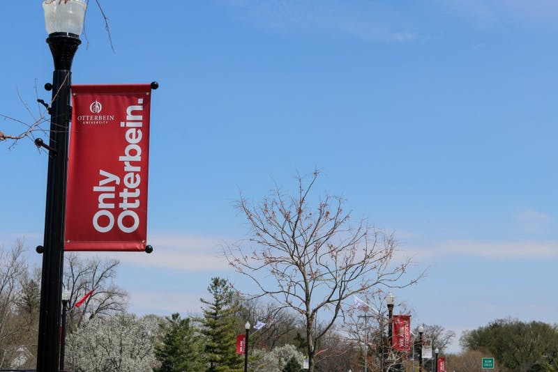 Only Otterbein banners 041619