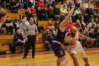 Otterbein Men's Basketball versus Capital 012619