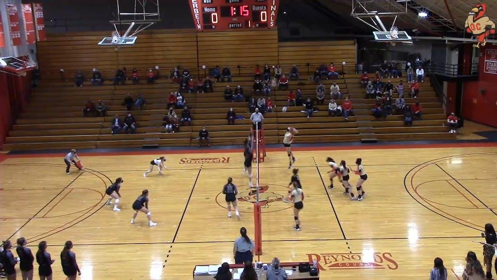 otterbein-volleyball