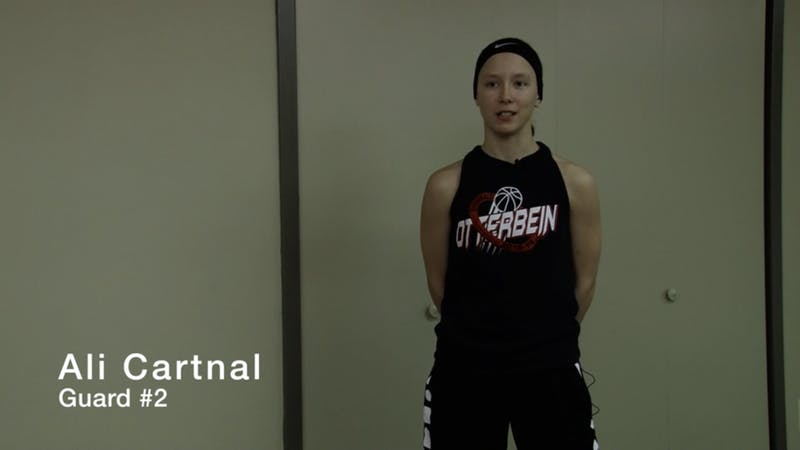 Ali Cartnal Senior Spotlight screenshot