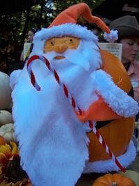 Santa Pumpkin - Loren Javier/flickr.com