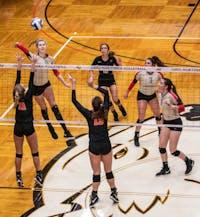 OAC Tournament Volleyball ONU vs. OC
