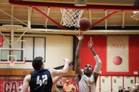 #3 Justin Carter junior 2019-2020 men's basketball