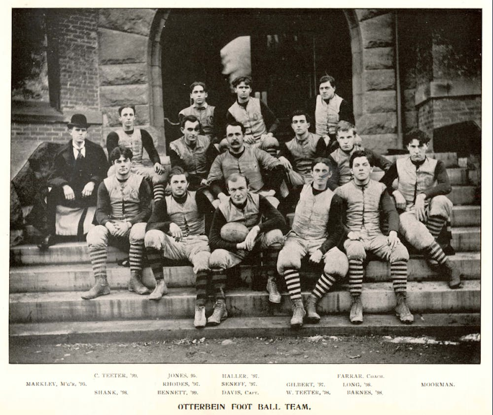 otterbein-1899-football-team