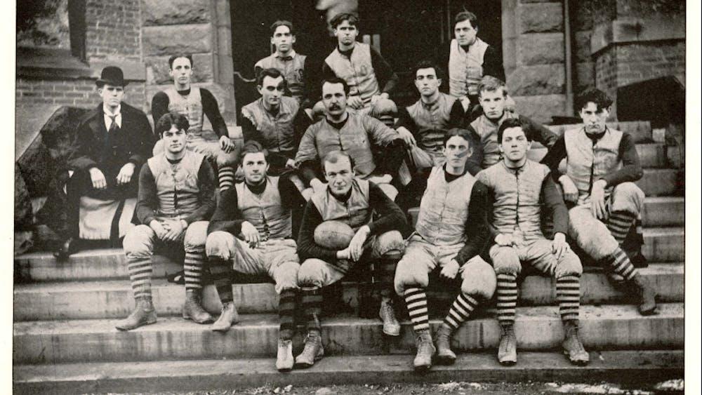 1899 Otterbein football team