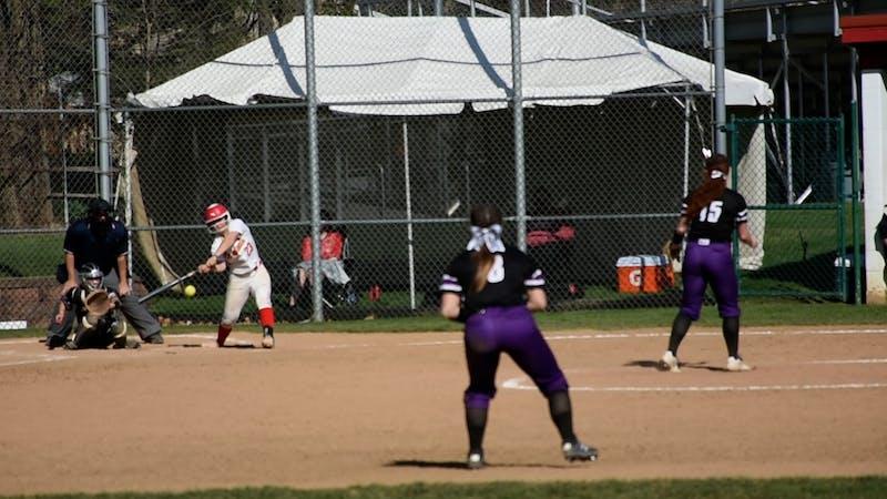 Otterbein softball takes on Mount Union