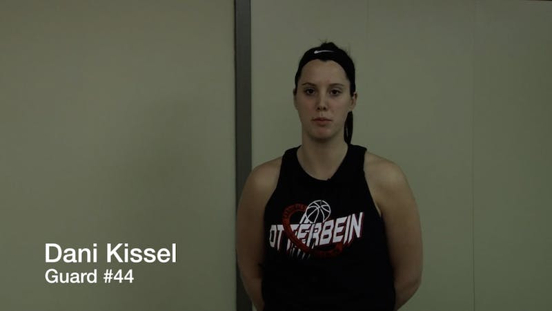 Dani Kissel senior spotlight screenshot