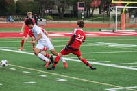 Highlights from men's soccer versus Muskingum