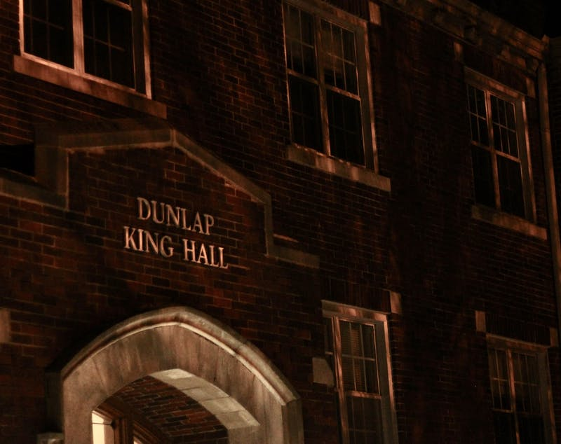 Dunlap-King Hall
