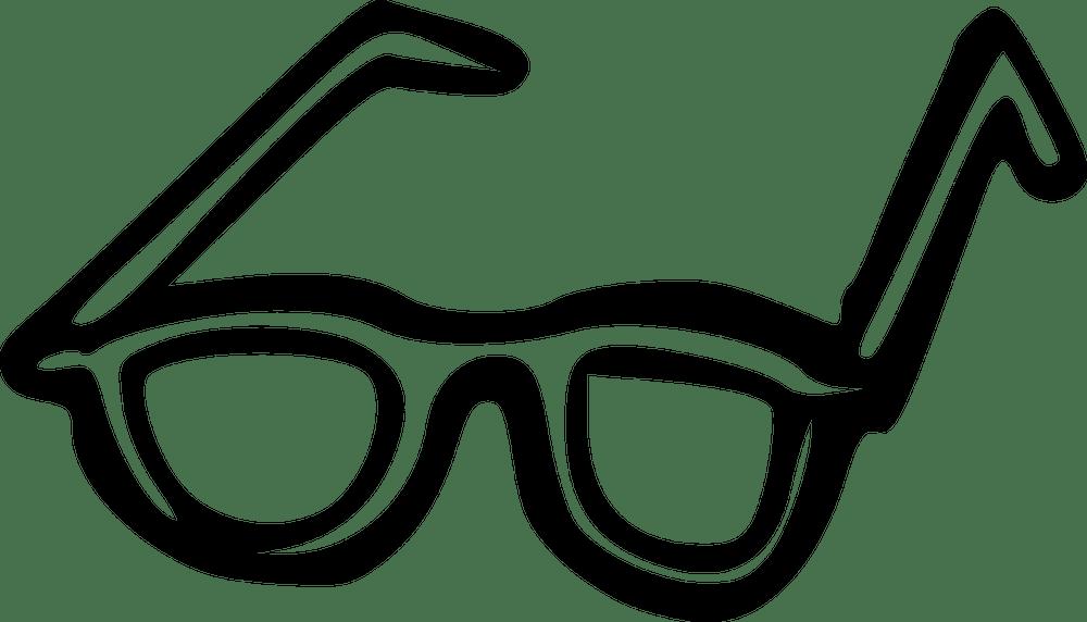 "<p>Clker-Free-Vector-Images (via<a href=""https://www.needpix.com/photo/23003/eyeglasses-cartoons-black-glass-intelligent-geek-spectacles-doodle-vision"" target=""_self""> pixabay.com</a>)</p>"