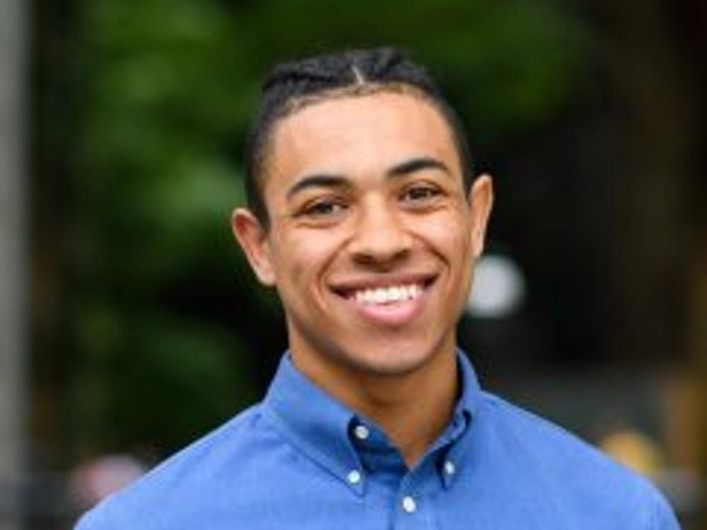 Nathan Poland '20. Courtesy of the Department of African American Studies.