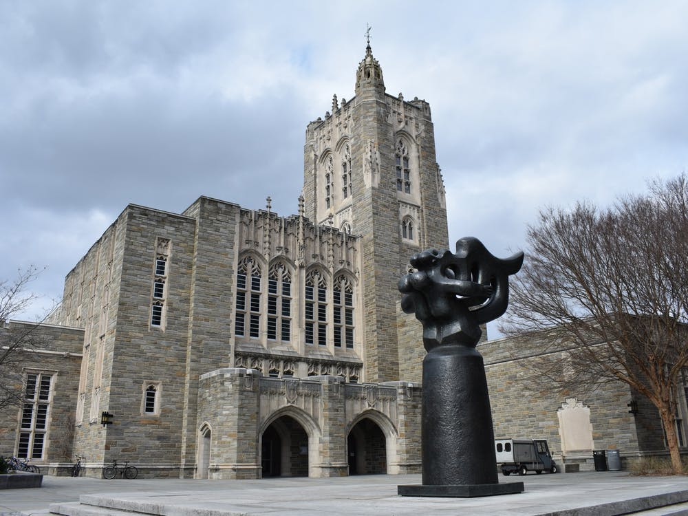 Photo Credit: Mark Dodici / The Daily Princetonian