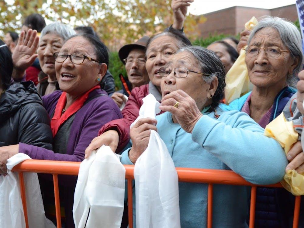 Dalai Lama 6