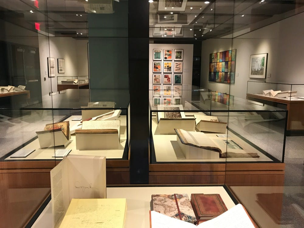 <p>Claire Silberman / The Daily Princetonian</p>