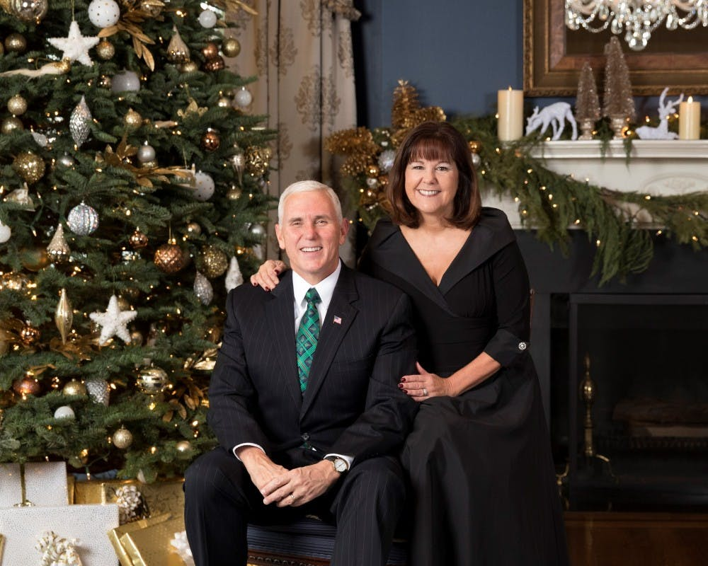 merry-christmas-from-vice-president-mike-pence-and-second-lady-karen-pence