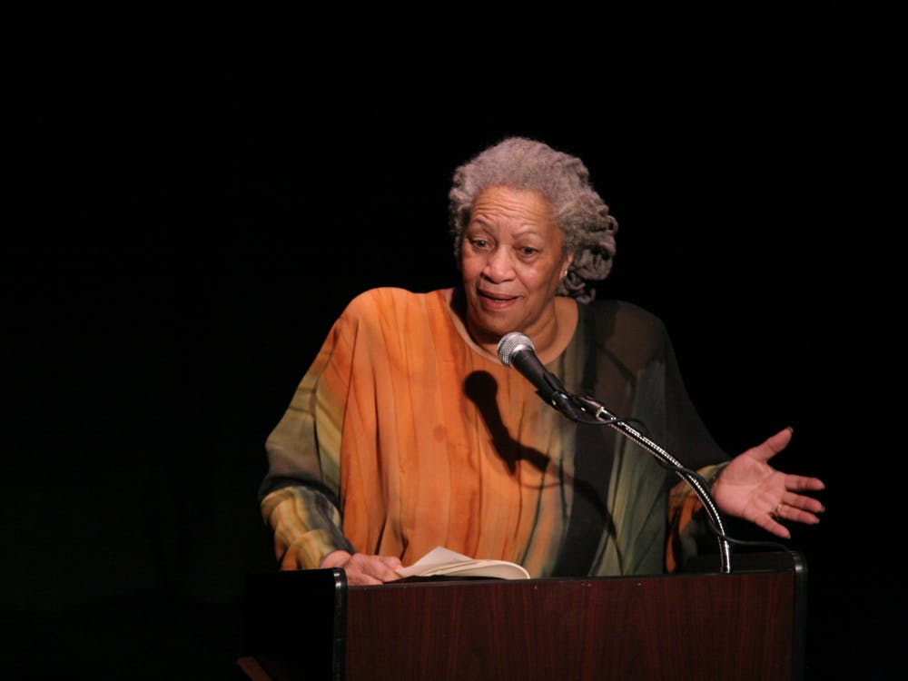 "Toni Morrison's first novel, ""The Bluest Eye,"" was published by Holt, Rhinehart and Winston in 1970. Photo Courtesy of Angela Radulescu / Wikimedia Commons"