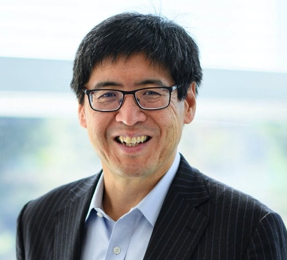 <p>Professor Sam Wang is the founder of the Princeton Gerrymandering Project.</p> <h6>Courtesy of Jason Rhode</h6>