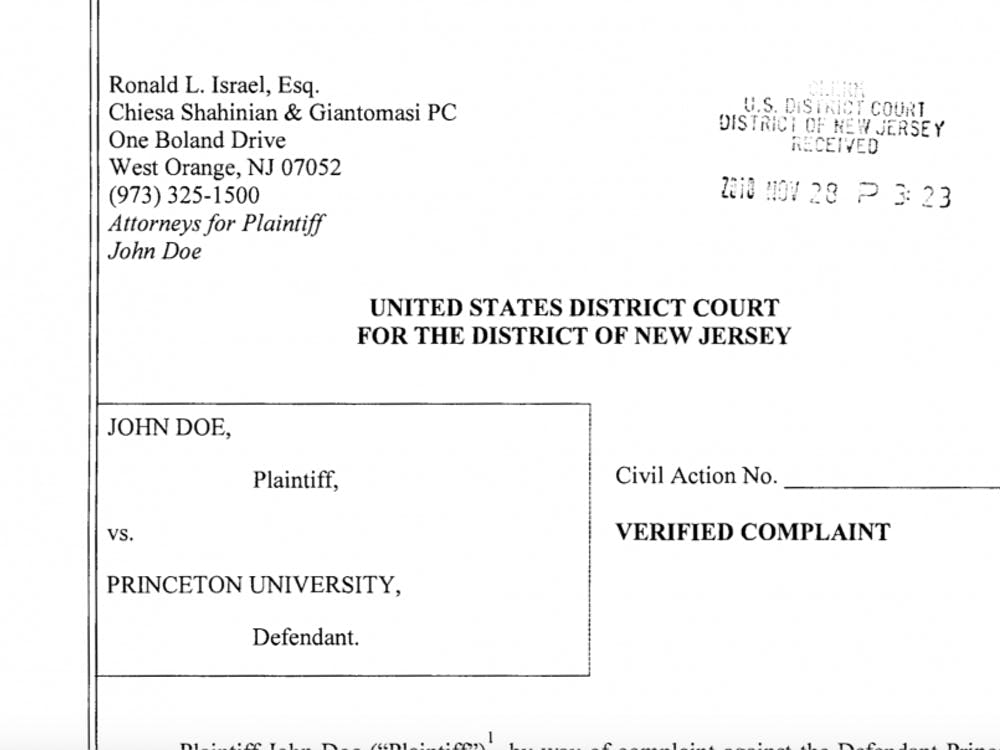 U.S. District Judge Michael Shipp granted the U.'s motion to dismiss in part, dismissing one out of four counts.