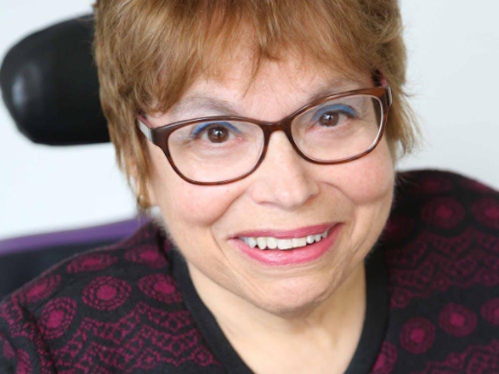 Long-time disability rights activist Judy Heumann. Courtesy of Judy Heumann