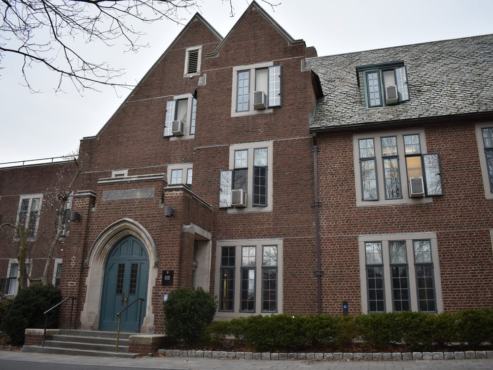 McCosh Health Center houses University Counseling and Psychiatric Services (CPS) as well as the Sexual Harassment/Assault Advising, Resources (SHARE) office. Mark Dodici / The Daily Princetonian