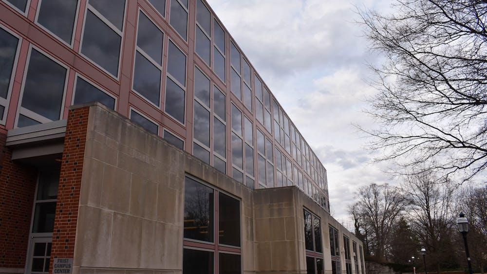 Frist Campus Center Mark Dodici / The Daily Princetonian