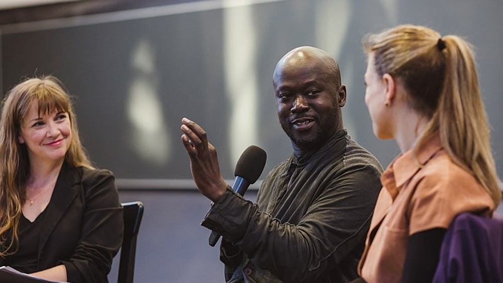 David Adjaye, the architect of the new Princeton University Art Museum. Courtesy of Wikimedia Commons